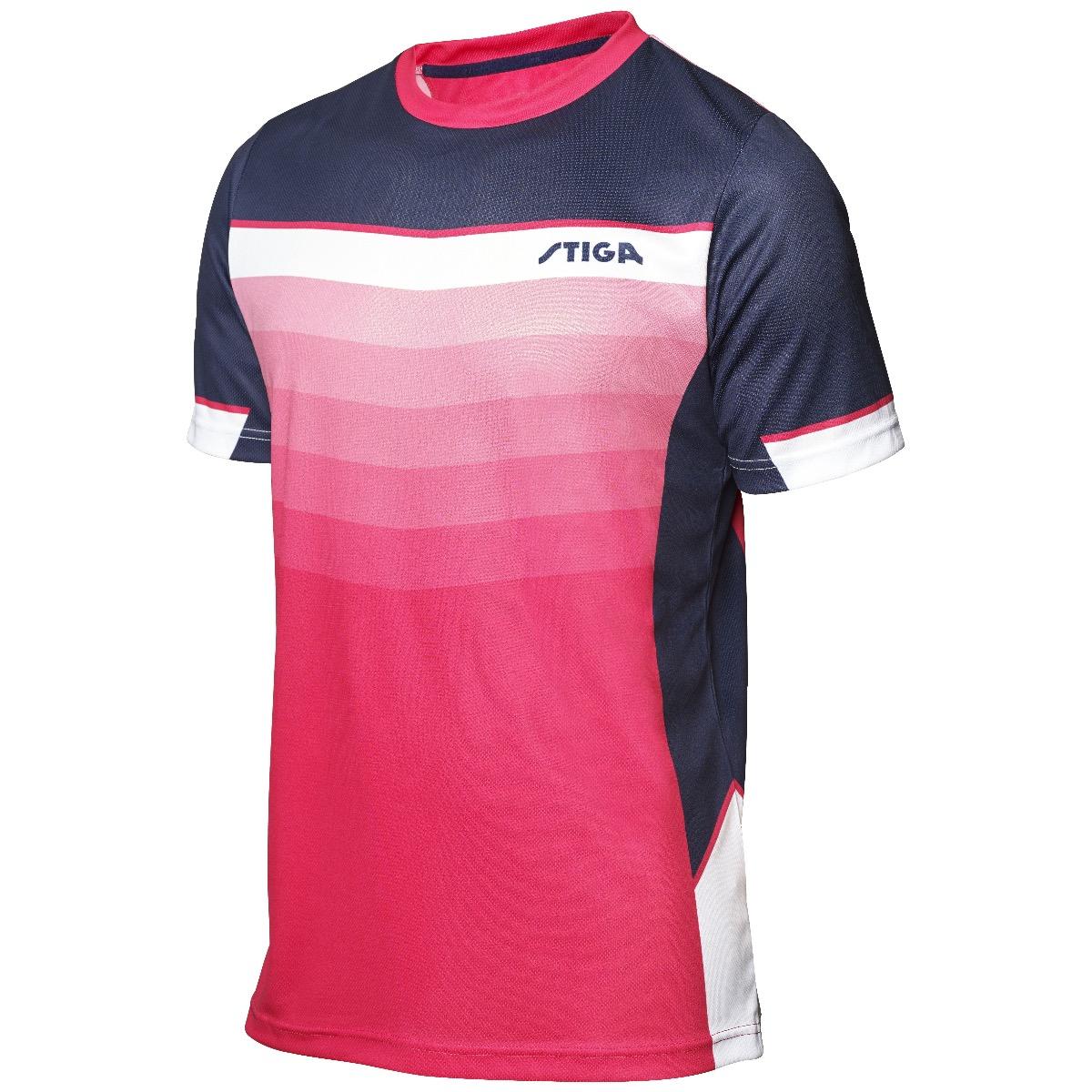 Stiga River Pink/Navy