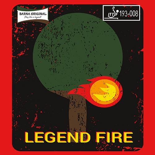 Barna Original Legend Fire
