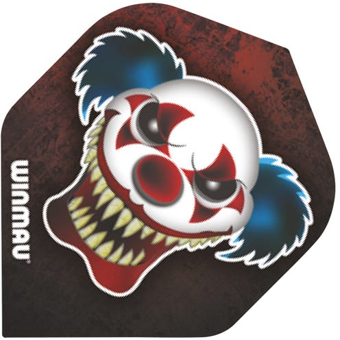 Winmau Mega Standard Red Clown
