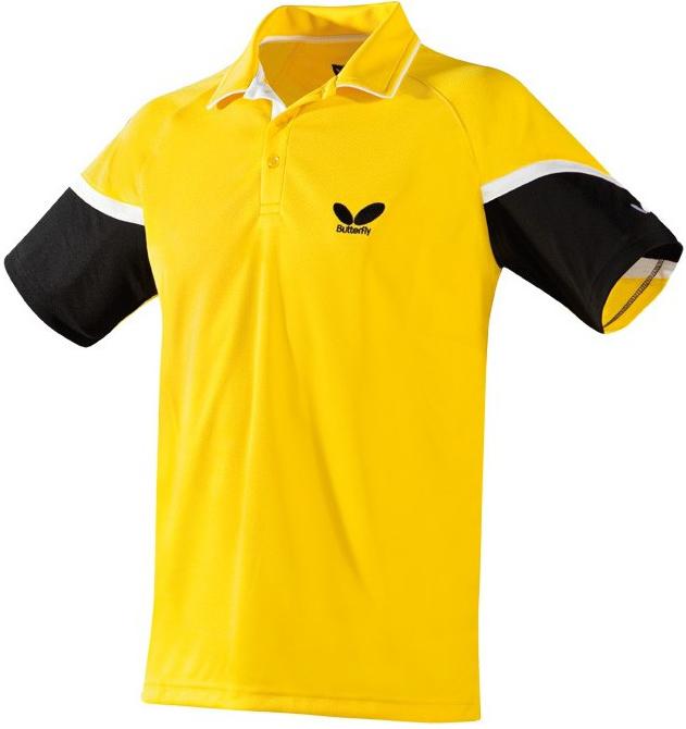 Butterfly Xero Yellow