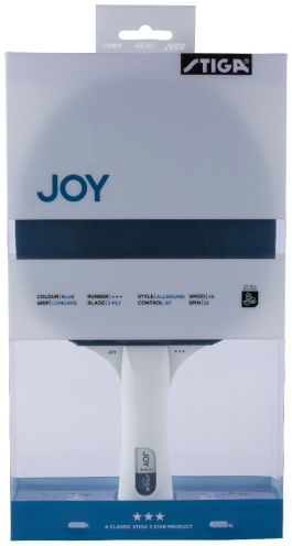 Stiga Joy 3-star Blue