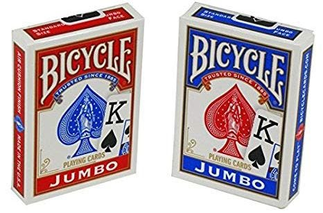 Bicycle Jumbo