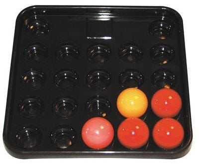 Ball Tray Snookerballs