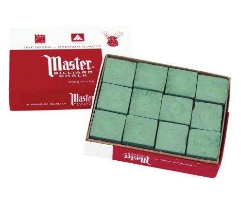 Master Green 12-pack