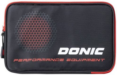 Donic Phase Double Black/Red