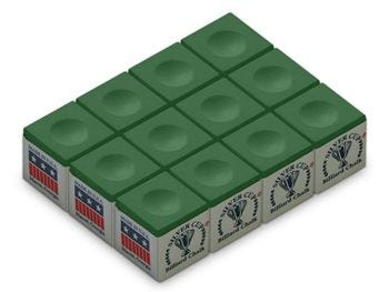 Silver Cup Green 12-pack