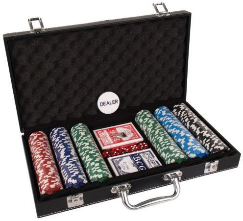 Lion-Games Pokerset
