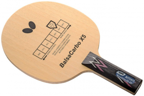 Butterfly Balsa Carbo X5