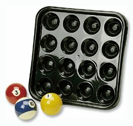 Ball Tray Poolballs