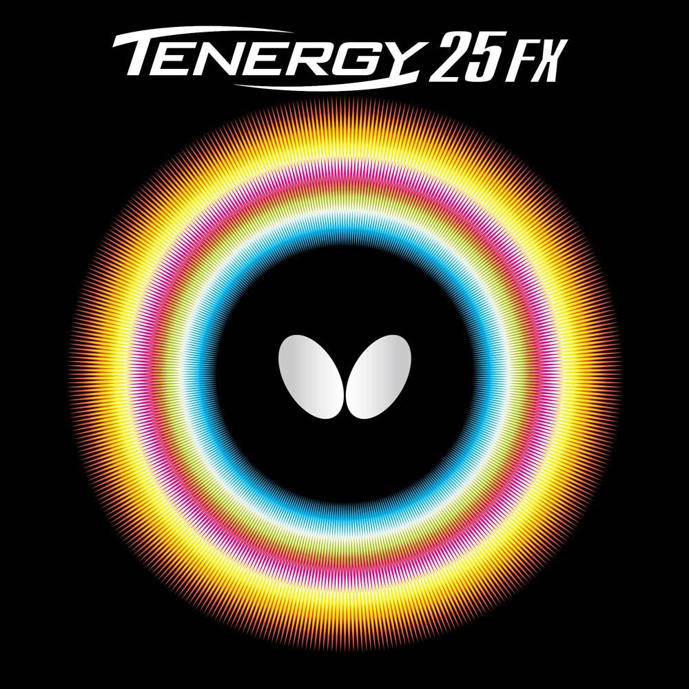 Butterfly Tenergy 25 FX
